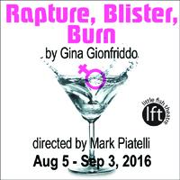 Rapture, Blister, Burn at LFT