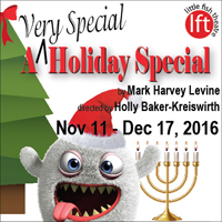 A Very Special Holiday Special at LFT